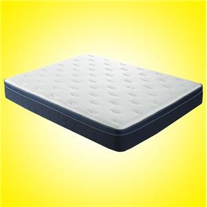 "Full 11"" Pocketed Coil Mattress"