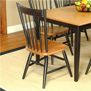 Beechbrook 2040 Solid Beechwood Side Chair
