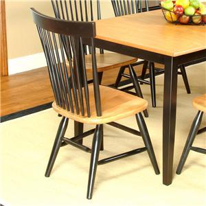 Beechbrook 2040 Solid Beechwood Side Chair