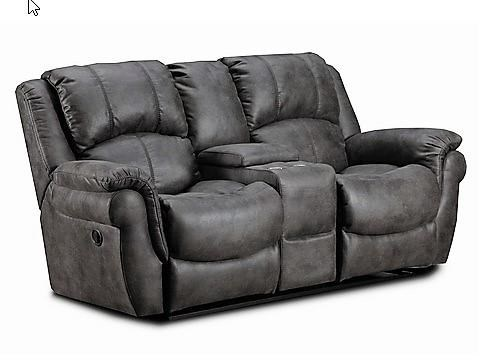 Behold Home 100 Reclining Loveseat - Item Number: 100-27