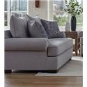 Behold Home Azure Granite Loveseat - Item Number: 1082-02 1567-10