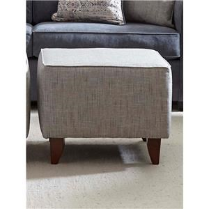 Square Cocktail Accent Ottoman