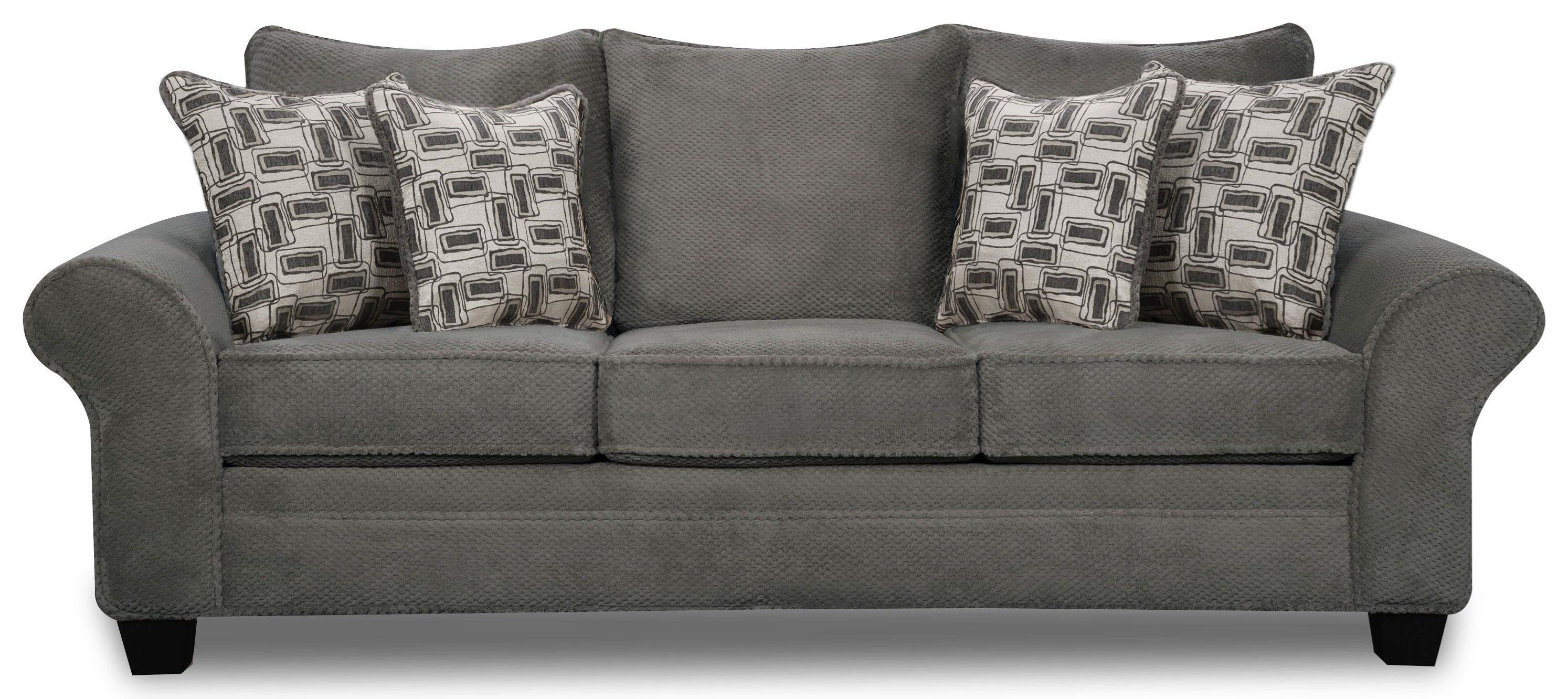 Granada Roll-Arm Sofa at Rotmans