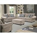 Behold Home Artesia Artesia Sofa - Item Number: LRUSOFUP8527