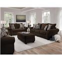 Behold Home Artesia 4-Pc Living Room Group - Item Number: 1000 4-Pc Group