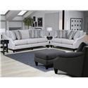 Behold Home Annadale Annadale Chair - Item Number: LRUCHAUP8733