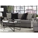 Behold Home Toni Gray Sofa - Item Number: 1020-03 1524-10