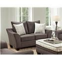 Behold Home Clayton Loveseat - Item Number: 1060-02