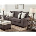 Behold Home Clayton Sofa - Item Number: 1060-03