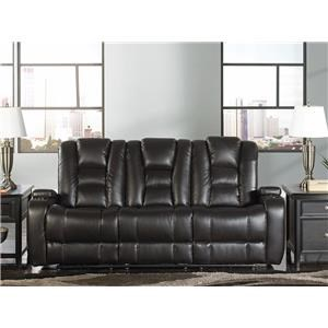Behold Home 10239-P Java Brown Leather