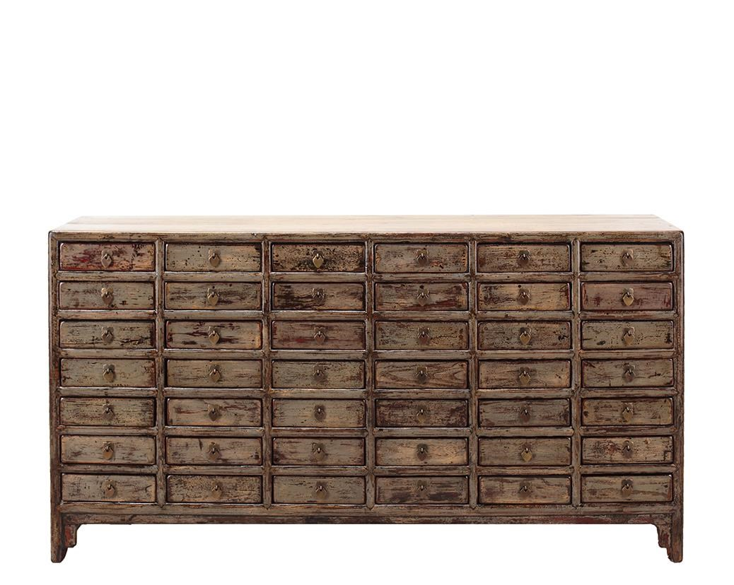 Antiques Cabinet by C.S. Wo & Sons at C. S. Wo & Sons Hawaii