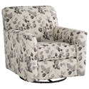 Benchcraft Abney Swivel Accent Chair - Item Number: 4970142
