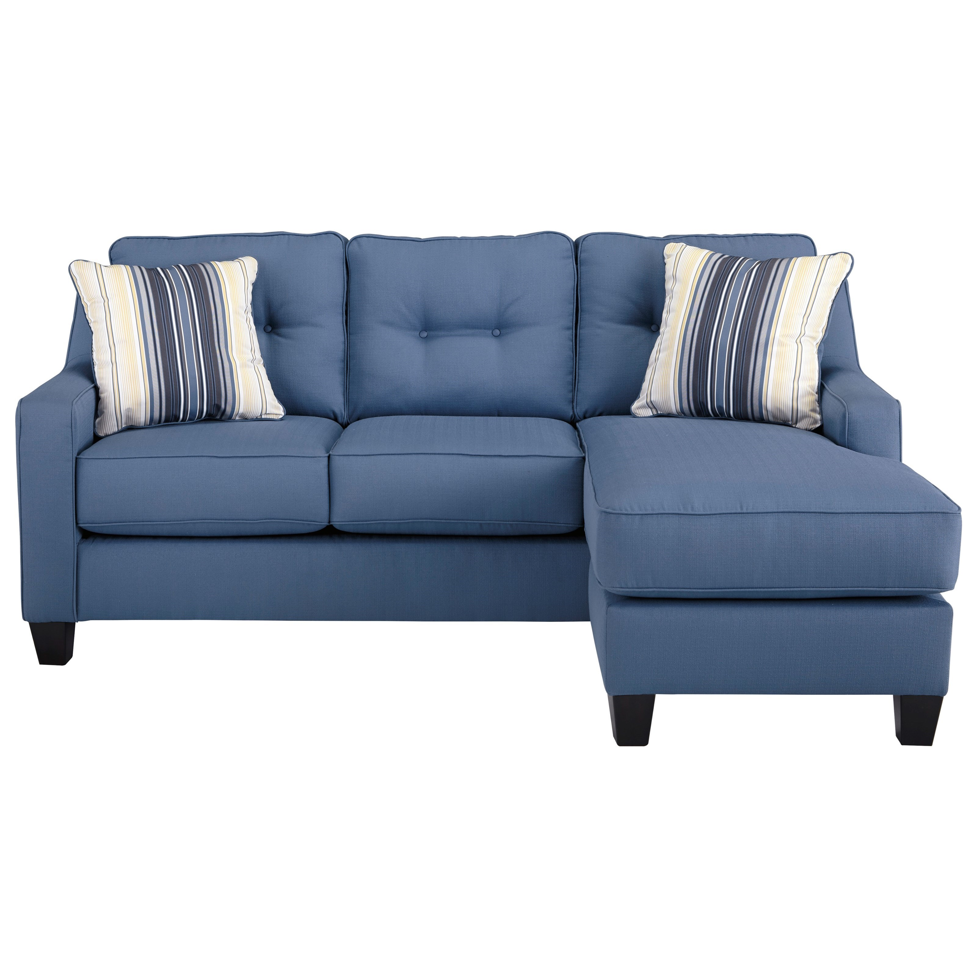 Benchcraft Aldie Nuvella Sofa Chaise - Item Number: 6870318