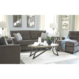 Benchcraft Alsen Stationary Living Room Group