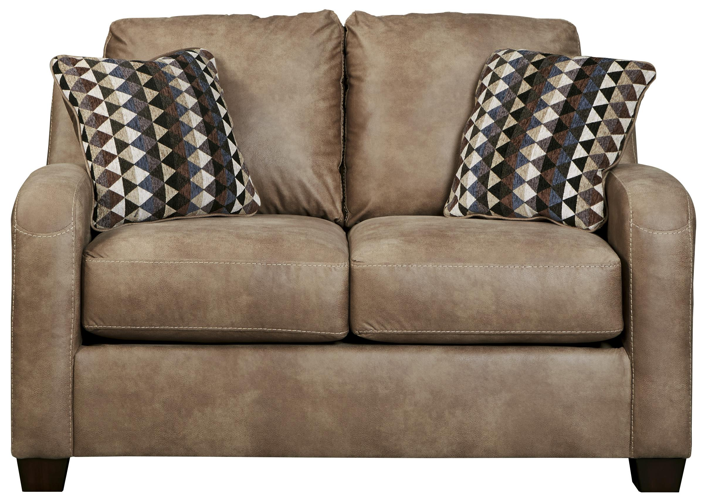 Benchcraft Alturo Loveseat - Item Number: 6000335