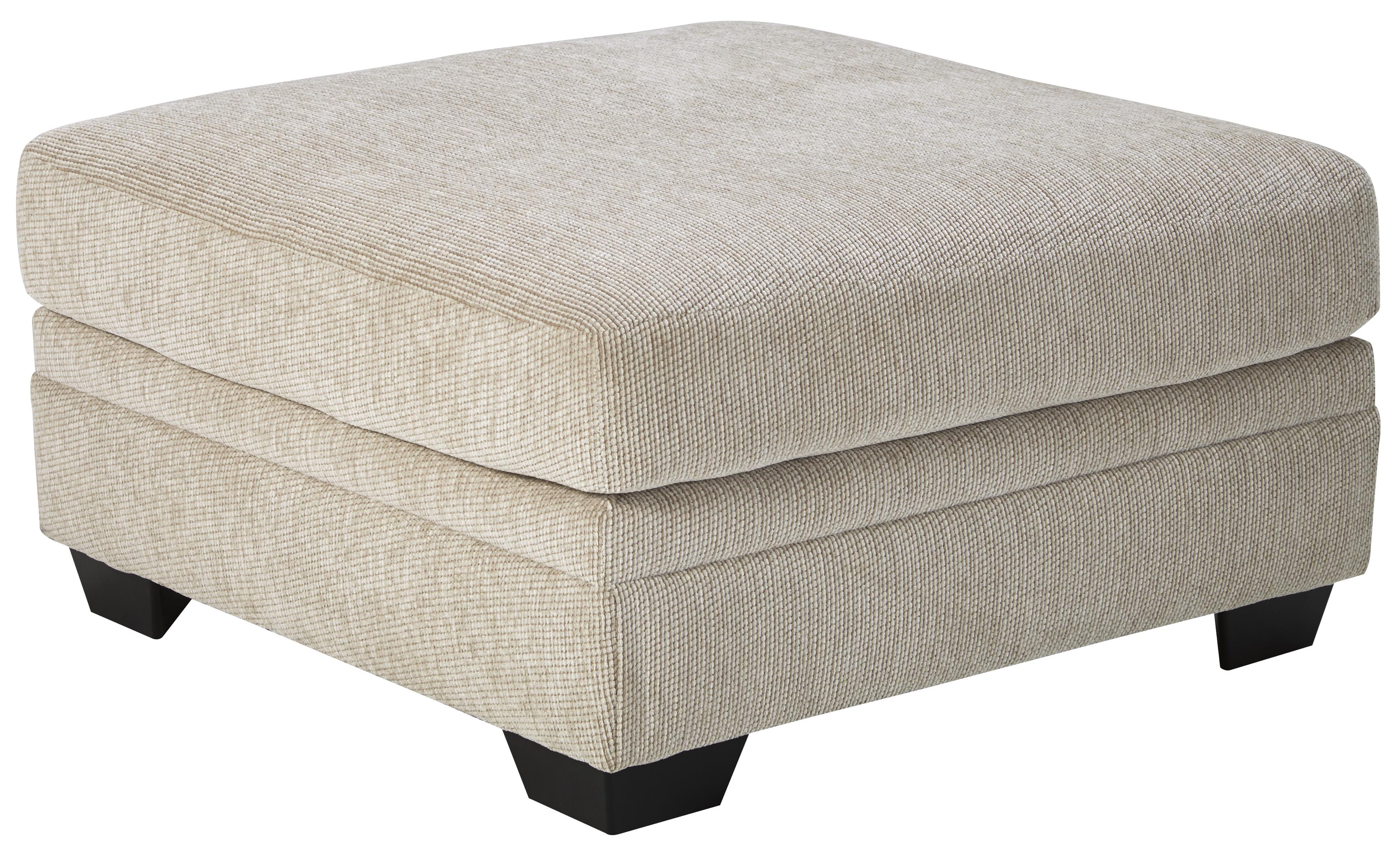 Benchcraft Ameer Oversized Accent Ottoman - Item Number: 8180608