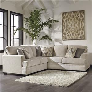 Benchcraft Ameer 2-Piece Sectional