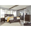 Benchcraft Andriel California King Bedroom Group - Item Number: B609 CK Bedroom Group 2