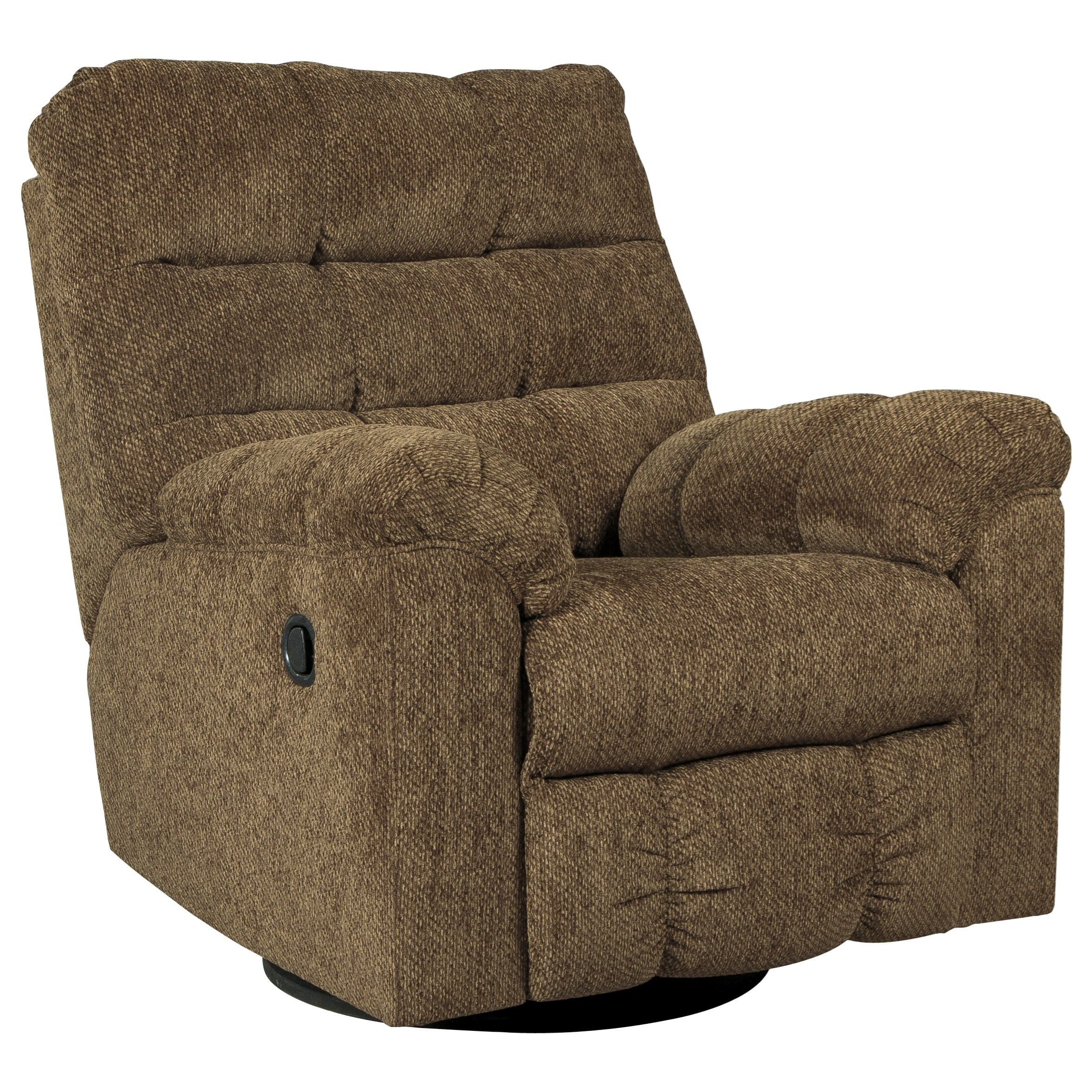 Benchcraft Antwan Swivel Rocker Recliner - Item Number: 4820028