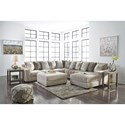 Signature Design By Ashley Ardsley Stationary Living Room Group - Item Number: 39504 Living Room Group 2
