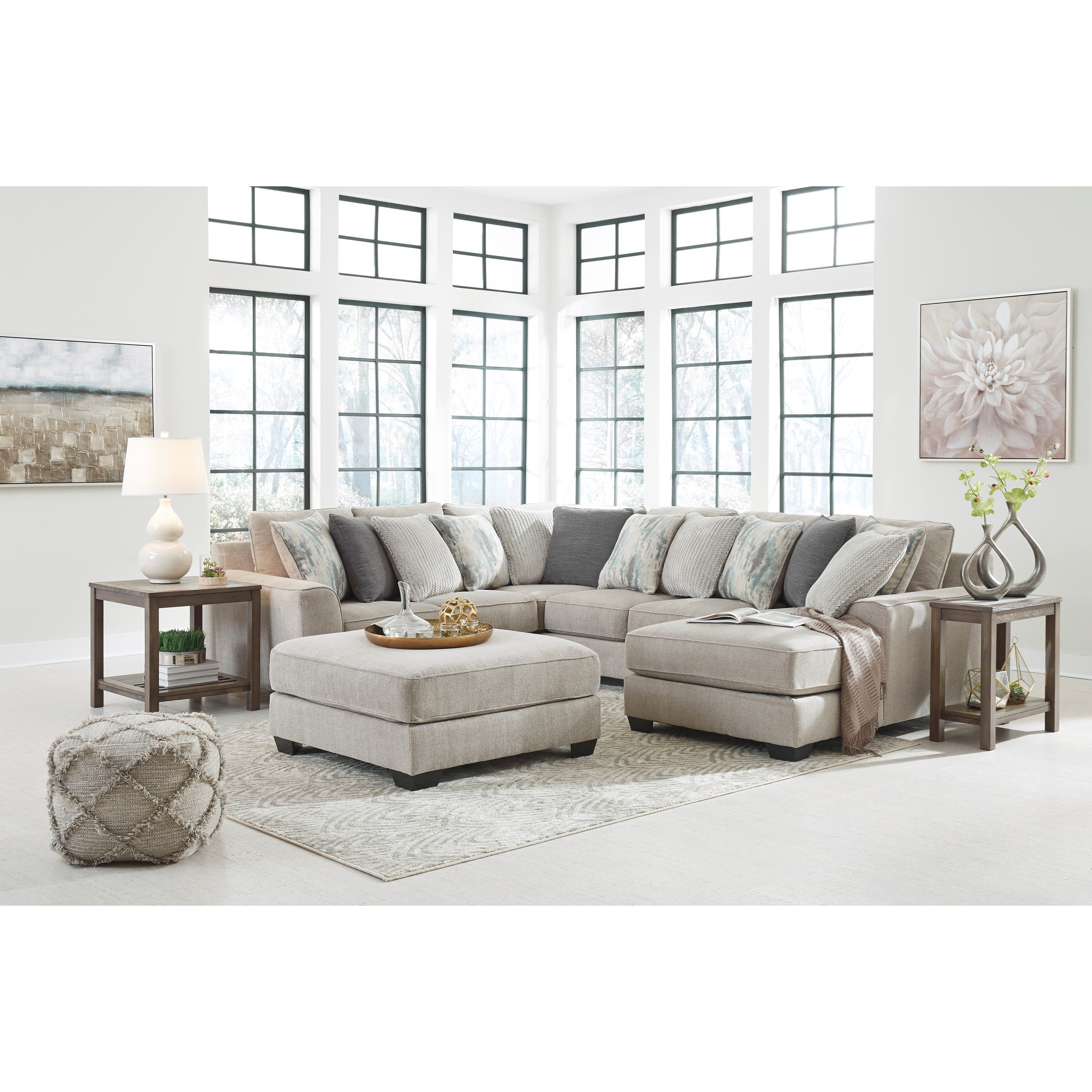 Ardsley Stationary Living Room Group by Benchcraft at Furniture Fair - North Carolina