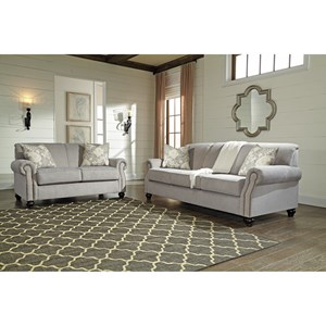 Benchcraft Avelynne Stationary Living Room Group