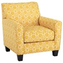 Benchcraft Ayanna Nuvella Accent Chair - Item Number: 9470221