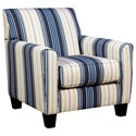 Benchcraft Ayanna Nuvella Accent Chair - Item Number: 9470321