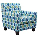 Benchcraft Ayanna Nuvella Accent Chair - Item Number: 9470421