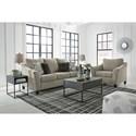 Benchcraft Barnesley Living Room Group - Item Number: 86904 Living Room Group 2