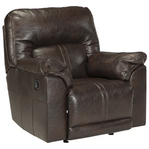 Ashley Barrettsville DuraBlend® Rocker Recliner