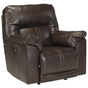 Ashley Barrettsville DuraBlend® Power Rocker Recliner
