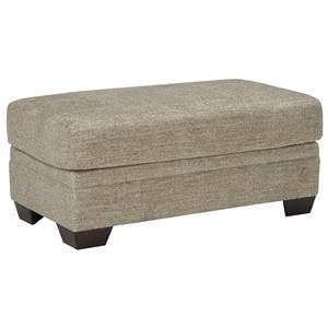 Ashley Barrish Ottoman