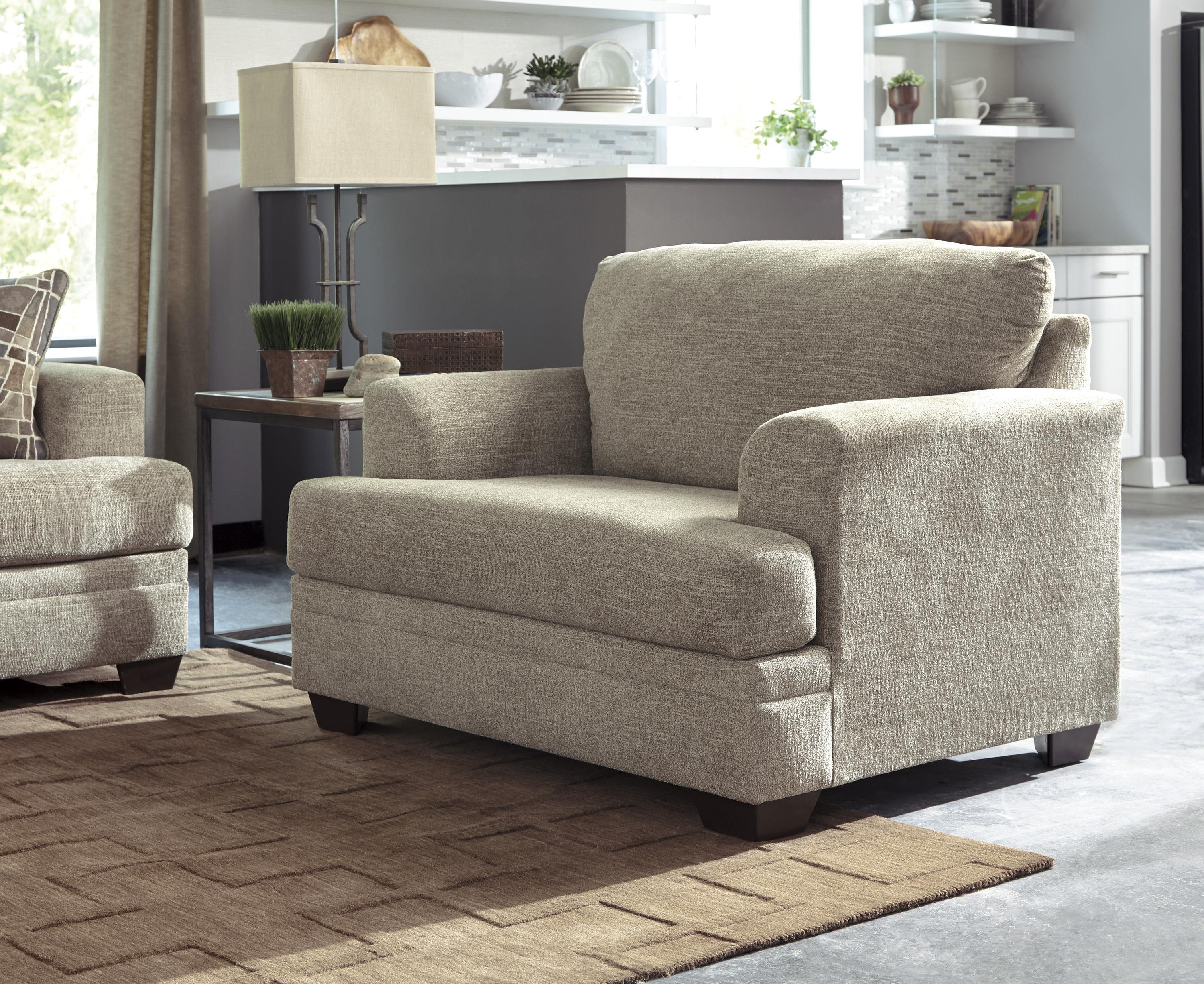Benchcraft Barrish 4850123 Contemporary Chair And A Half