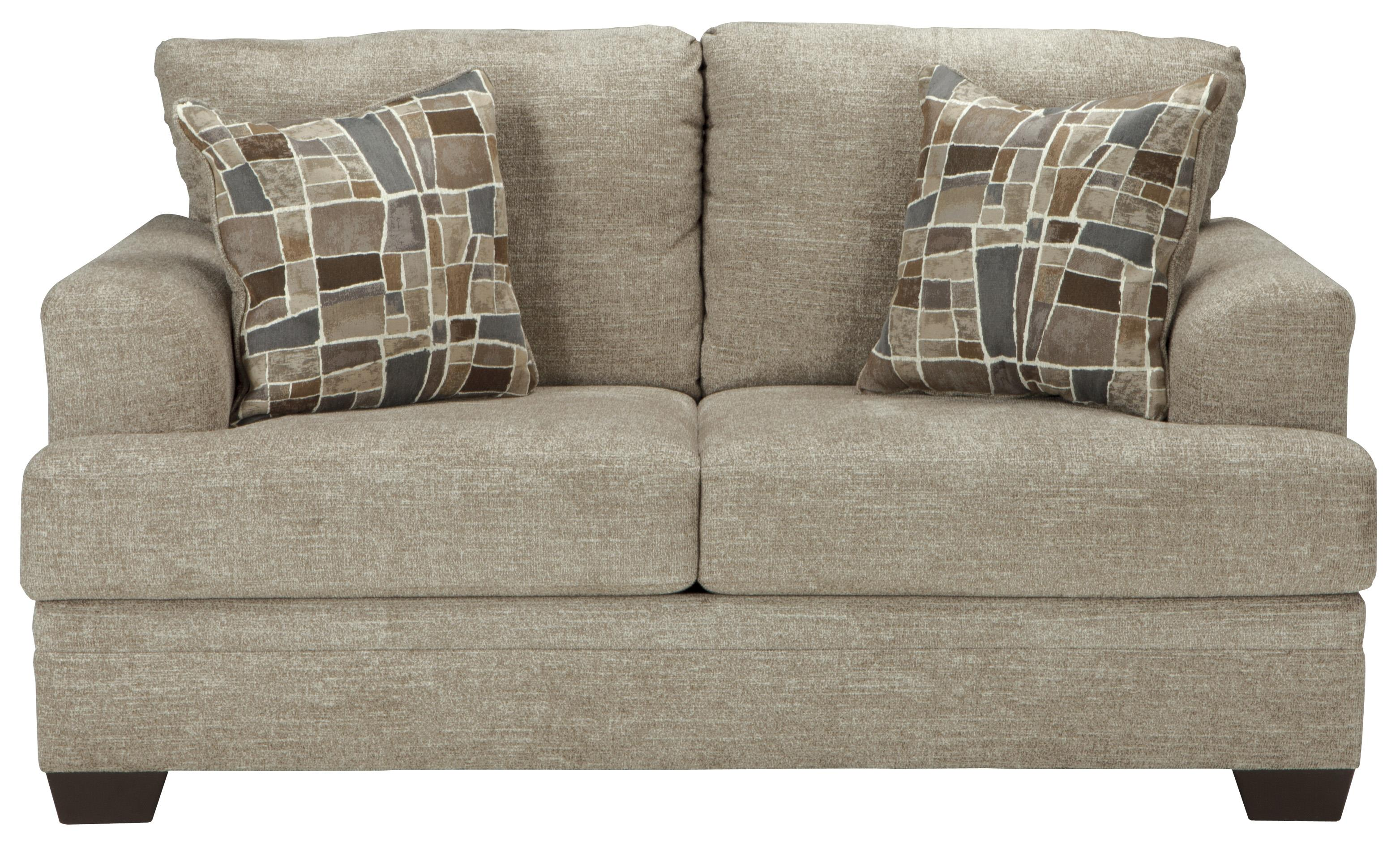 Benchcraft Barrish Loveseat - Item Number: 4850135
