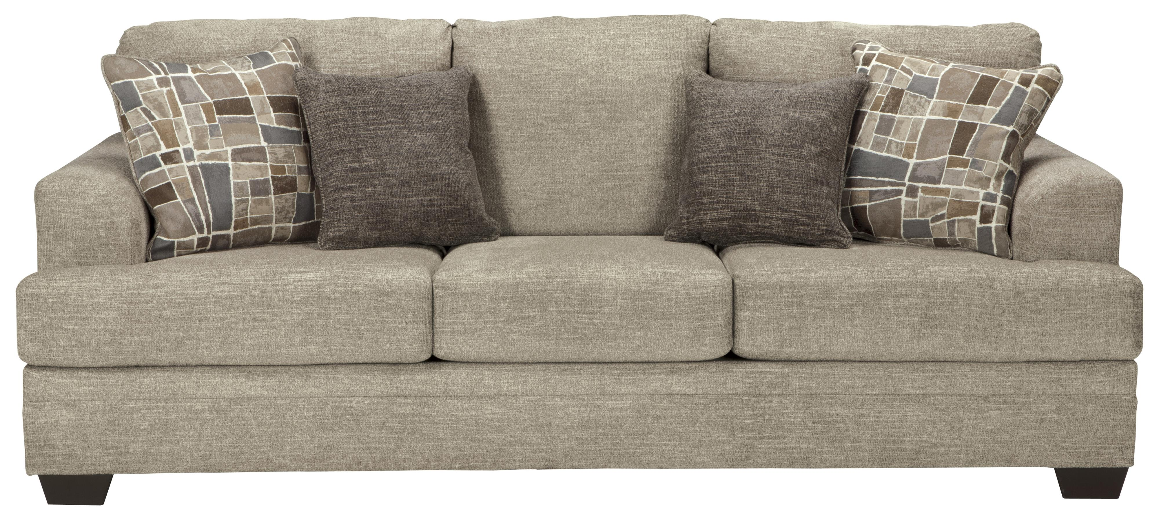 Superieur Benchcraft Barrish Queen Sofa Sleeper   Item Number: 4850139