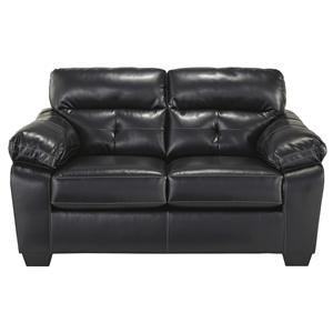 Benchcraft Bastrop DuraBlend - Midnight Loveseat