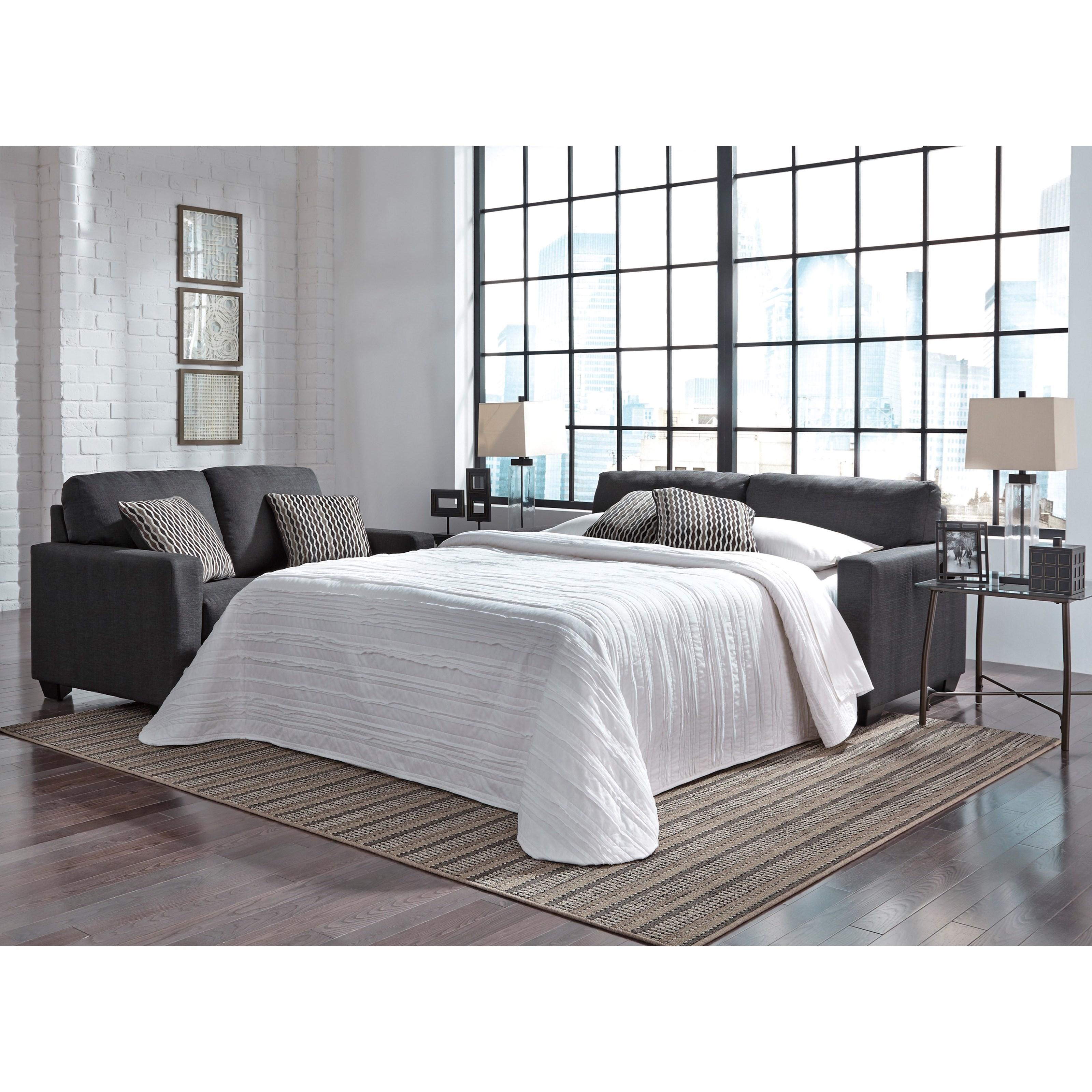 Del Sol AB Bavello 9730136 Contemporary Full Sofa Sleeper