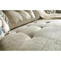 Benchcraft Beckendorf 3-Piece Sectional with Left Chaise