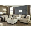 Benchcraft Beckendorf 3-Piece Sectional with Right Chaise