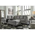 Benchcraft Belcastel Stationary Living Room Group - Item Number: 72305 Living Room Group 2