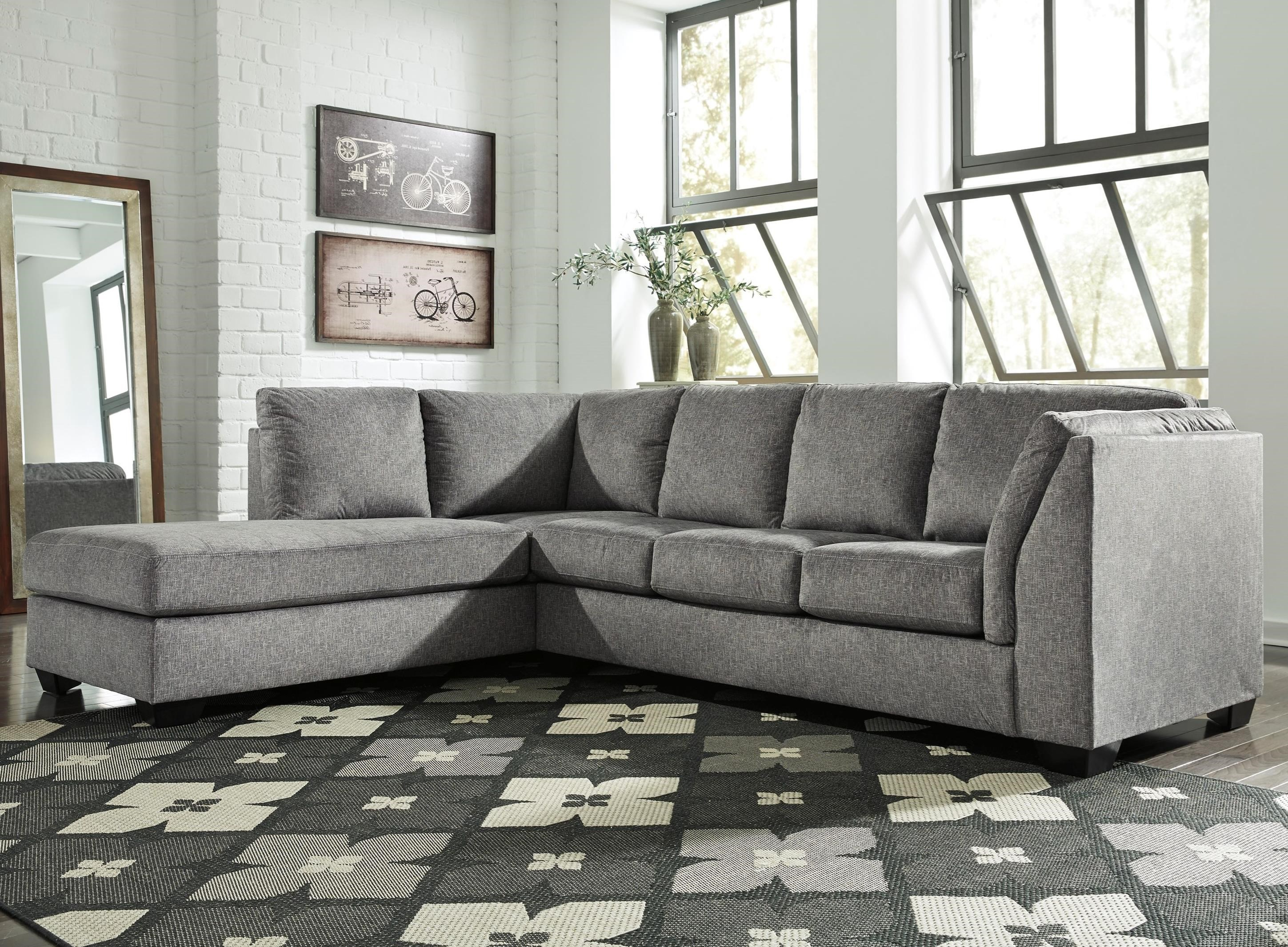 furniture sofa cuddler w by armless products sectional ashley benchcraft piece design right
