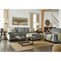 Benchcraft Benld Contemporary Sofa Chaise