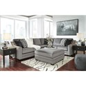 Benchcraft Bicknell Stationary Living Room Group - Item Number: 86204 Living Room Group 2