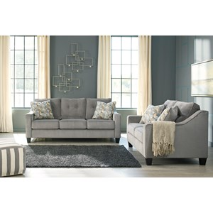 Benchcraft Bizzy Stationary Living Room Group