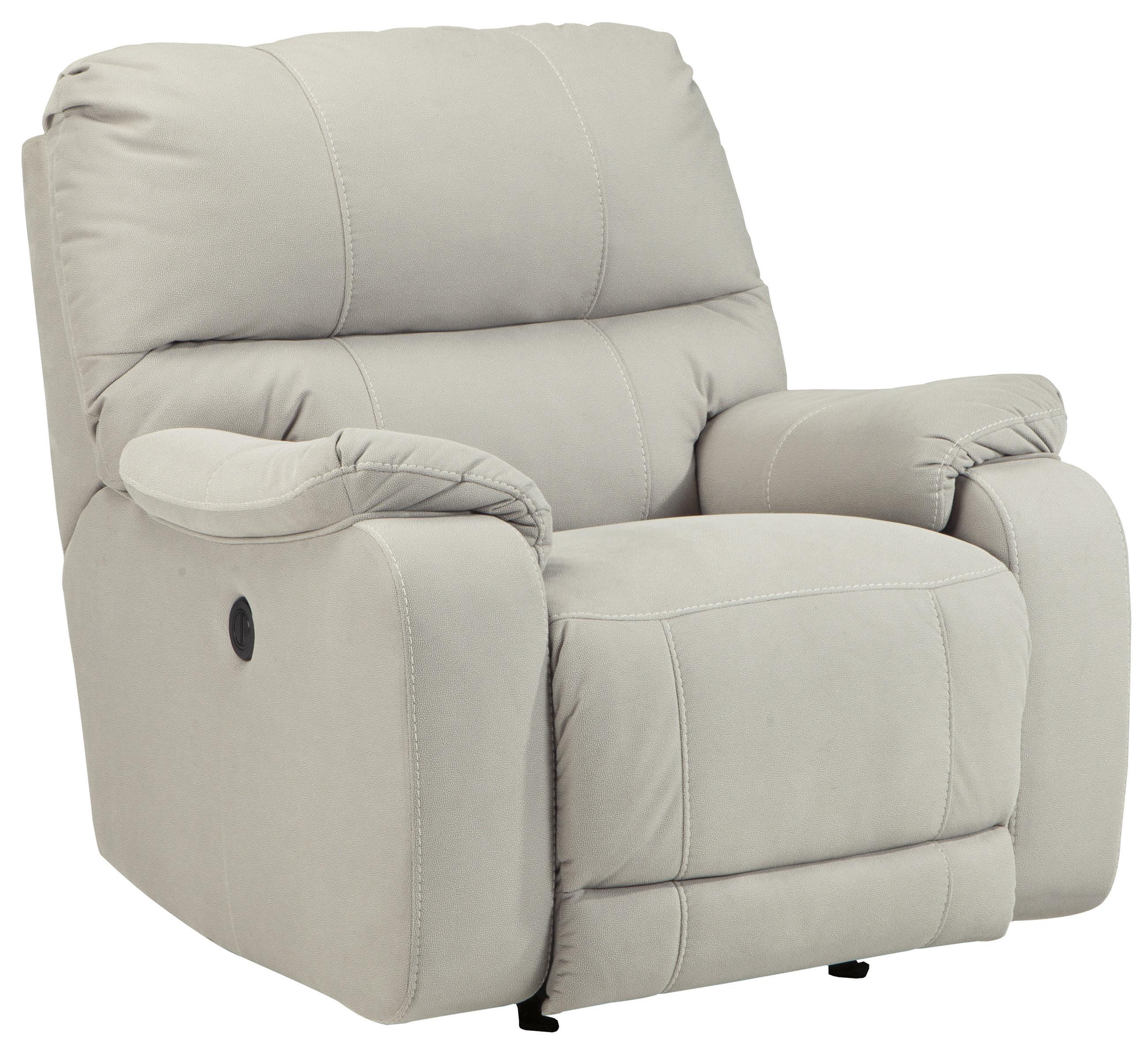 Benchcraft Bohannon Power Rocker Recliner - Item Number: 5740198