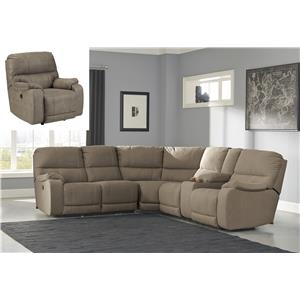 Ashley Bohannon Reclining Living Room Group