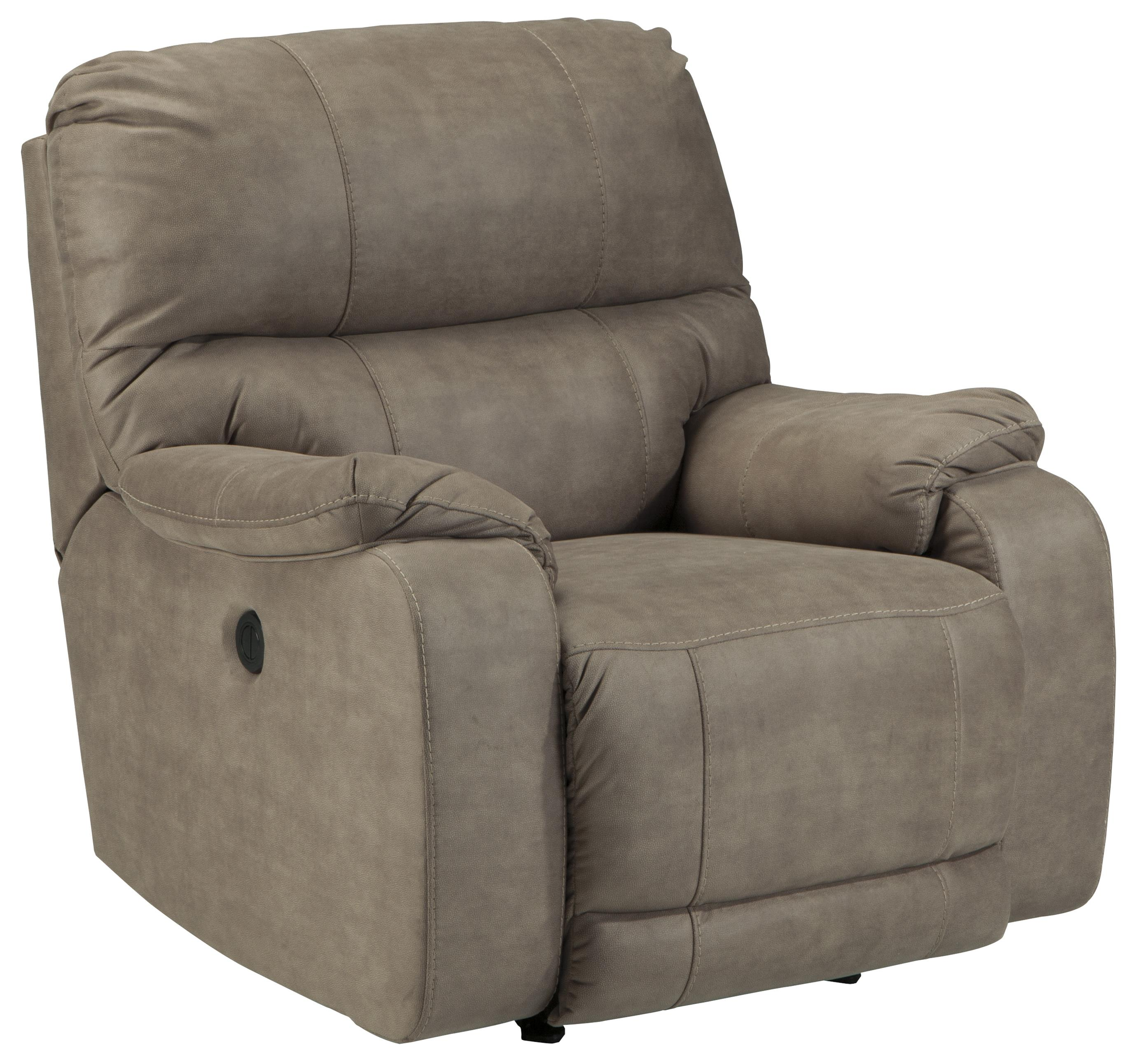Benchcraft Bohannon Power Rocker Recliner - Item Number: 5740398