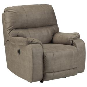 Benchcraft Bohannon Power Rocker Recliner