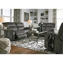 Benchcraft Bolzano Reclining Living Room Group - Item Number: 93803 Living Room Group 2